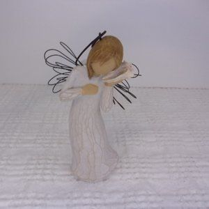 Willow Tree Thinking of You Angel Ornament